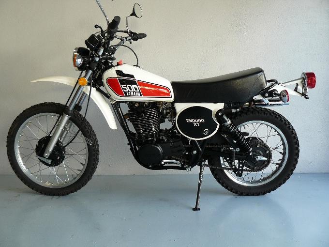 moto yamaha xt 500 viajes en moto. Black Bedroom Furniture Sets. Home Design Ideas