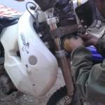 taller marruecos moto trail