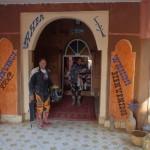 hotel xaluca marruecos moto trail