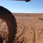 Chott Tigriss Marruecos Moto Trail