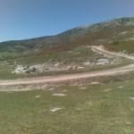 Pista forestal en Gredos