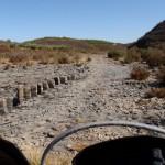 Río sin agua