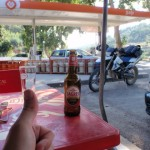 Exquisita cerveza Sagres