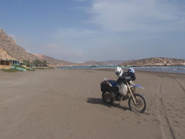 XC de playa