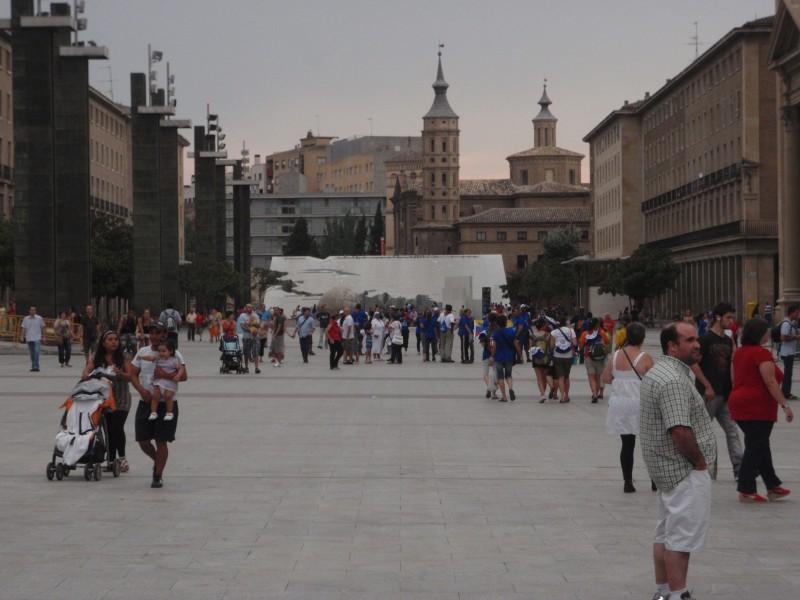 En Zaragoza