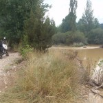 Un río infranqueable