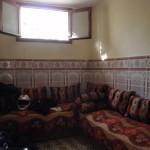 La habitación - salón