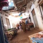 Mercado en Fez
