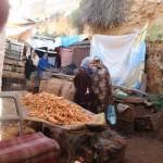 Mujeres Mercado en Fez