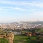 Vista de Fez