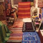 Multitud de alfombras
