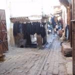 Calles de Fez