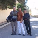 Junto a Joseph y Simo