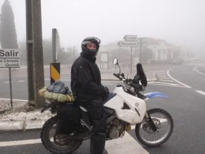 La importancia de la ropa en moto.