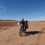 Desierto camino de Fighig