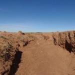 Zanjas camino de Fighig