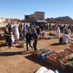 Mercado principal de Figuig