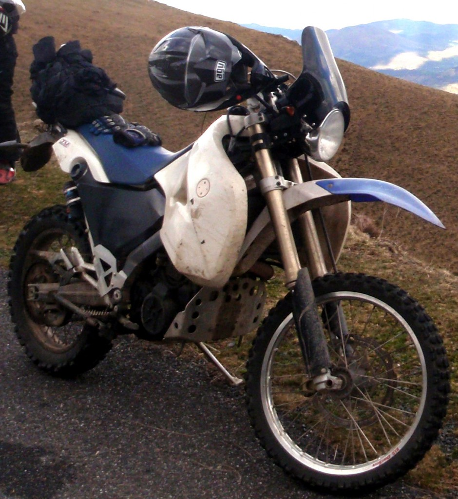 C 250 Pula Pantalla Econ 243 Mica Para Tu Moto Trail Viajes En Moto