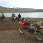 midelt marruecos moto trail