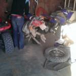 ali el cojo marruecos moto trail