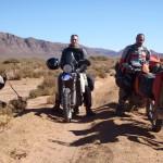 figuig marruecos moto trail
